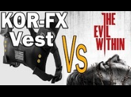"Nerdgasm Channel's video ""KOR-FX Gaming Vest - The Evil Within"""